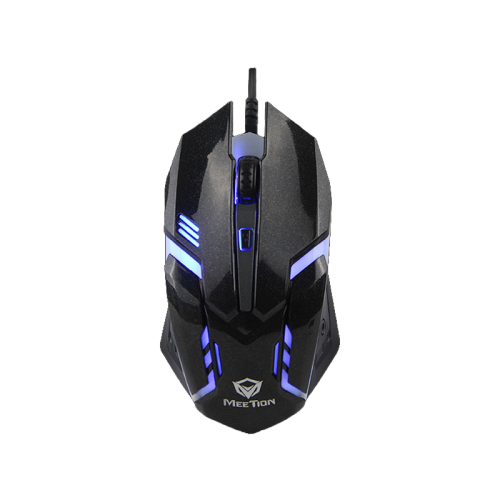 MEETION USB Wired Backlit Mouse M371