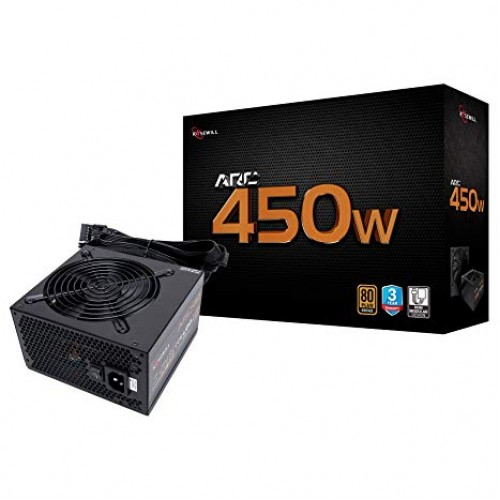 450 W GAMING POWER SUPPLY.