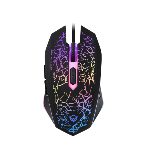 MEETION LED Wired Backlit Gaming Mouse M930
