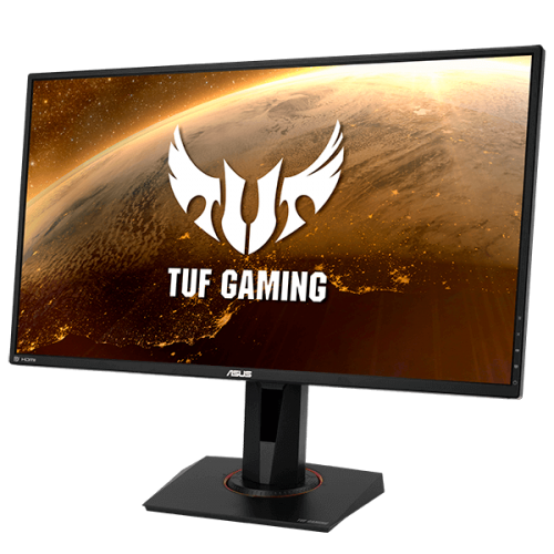 "ASUS TUF GAMING VG27AQ 27"" IPS 2K 165HZ FREESYNC & G-SYNC COMPATIBLE GAMING MONITOR"