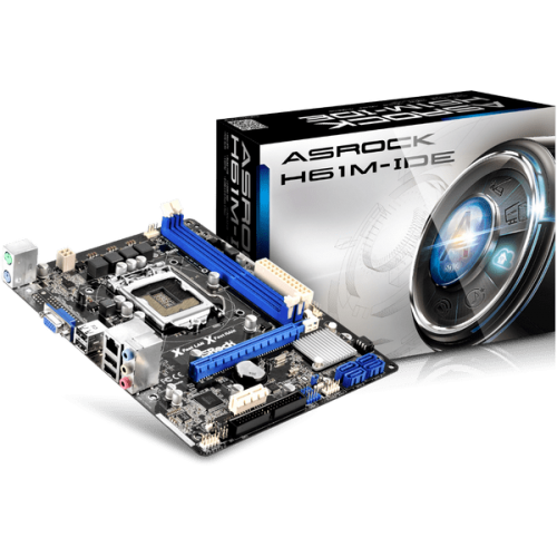 H61-3rd GEN GAMING MOTHER BOARD.