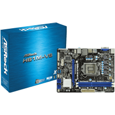 H-61 2nd GEN GAMING MOTHER BOARD.