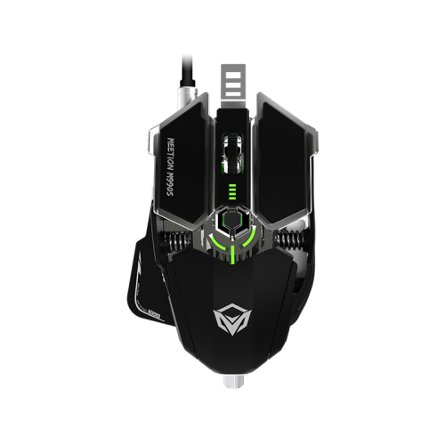 MEETION RGB Programmable Gaming Mouse M990S