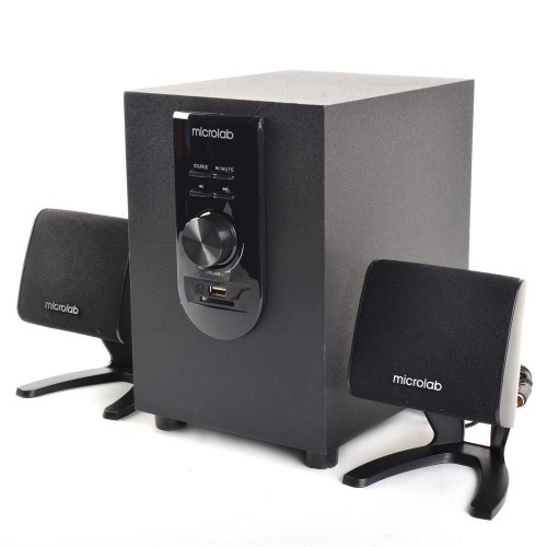 M-108U 2.1 Multimedia Speakers
