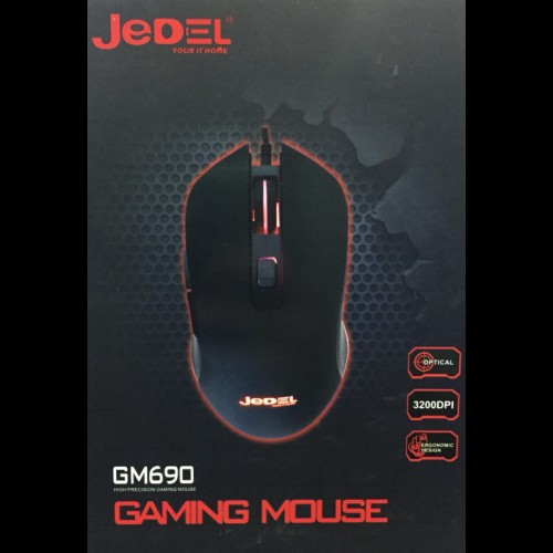 JEDEL GAMING MOUSE.